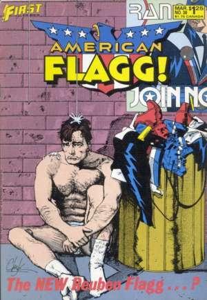 American Flagg (1983-1988)#38