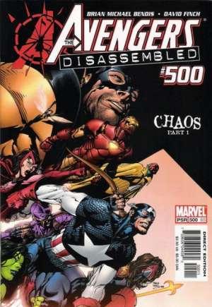 Avengers (1998-2004)#500A
