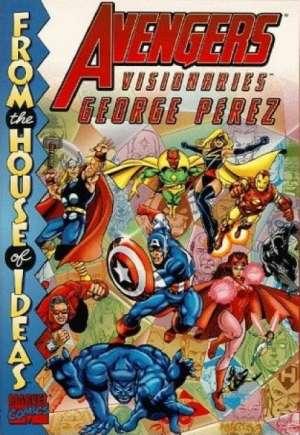 Avengers Visionaries: George Perez (1999)#TP
