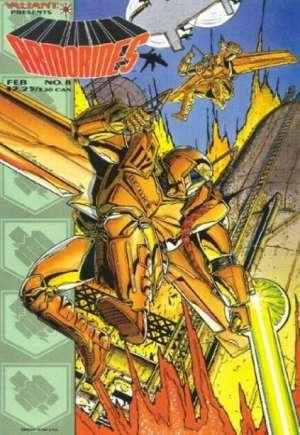 Armorines (1994-1995)#8