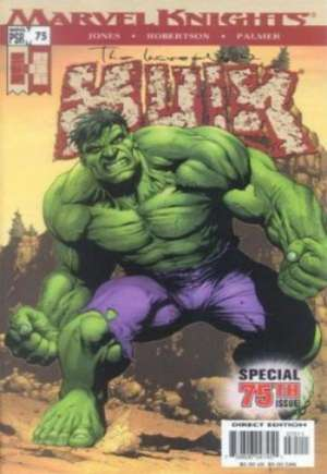 Incredible Hulk (2000-2008)#75