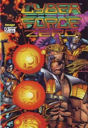 Cyberforce (1992-1993)#0A