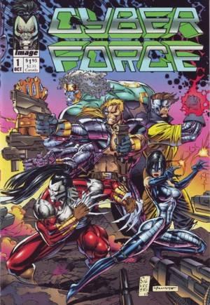 Cyberforce (1992-1993)#1A