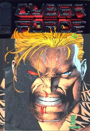 Cyberforce (1992-1993)#4B
