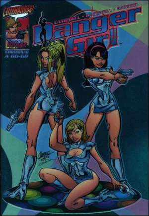 Danger Girl (1997-2001)#1D