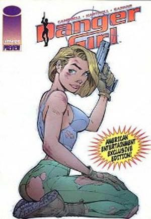 Danger Girl (1997-2001)#PreviewB