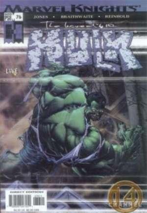 Incredible Hulk (2000-2008)#76