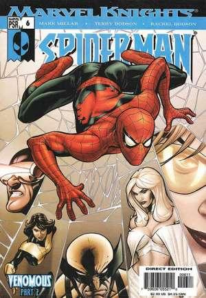 Marvel Knights Spider-Man (2004-2006)#6