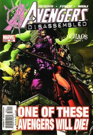 Avengers (1998-2004)#502