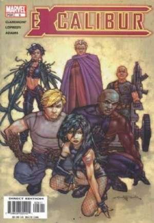 Excalibur (2004-2005)#5
