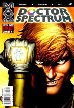 Doctor Spectrum (2004-2005)#2
