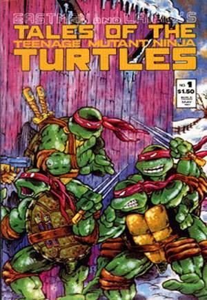 Tales of the Teenage Mutant Ninja Turtles (1987-1989)#1