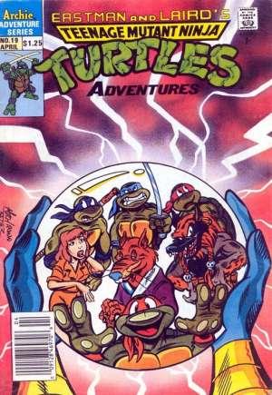 Teenage Mutant Ninja Turtles Adventures (1989-1995)#19