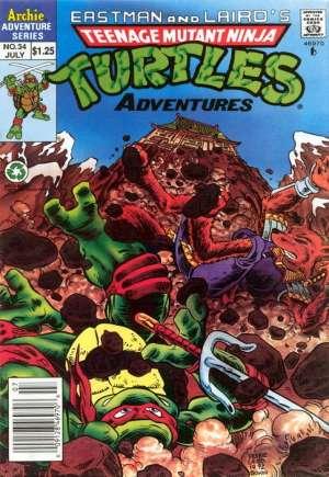 Teenage Mutant Ninja Turtles Adventures (1989-1995)#34