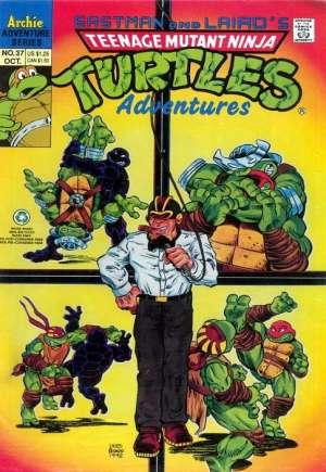 Teenage Mutant Ninja Turtles Adventures (1989-1995)#37
