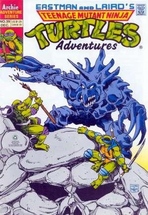 Teenage Mutant Ninja Turtles Adventures (1989-1995)#39