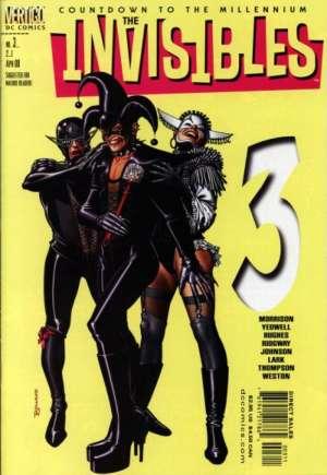 Invisibles (1999-2000)#3