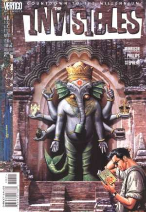 Invisibles (1999-2000)#8