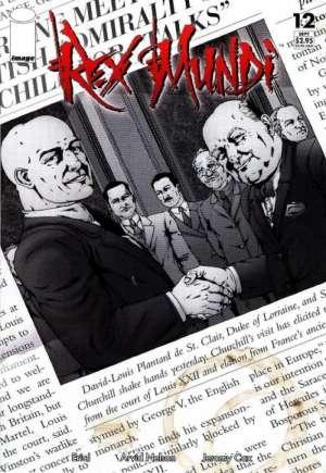 Rex Mundi (2002-2006)#12