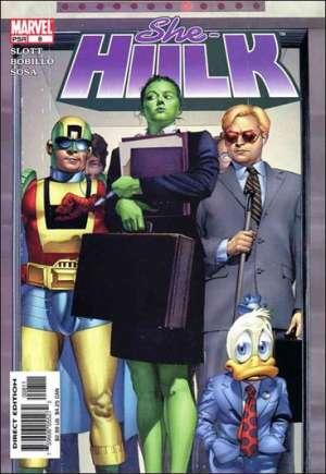 She-Hulk (2004-2005)#8
