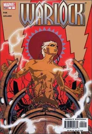 Warlock (2004-2005)#2