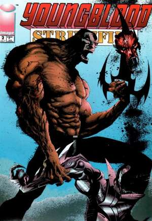 Youngblood Strikefile (1993-1995)#2