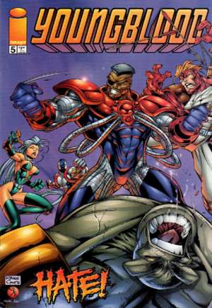 Youngblood (1995-1996) #5A