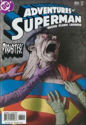Adventures of Superman (1987-2006)#633