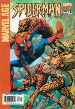 Marvel Age Spider-Man (2004-2005)#14