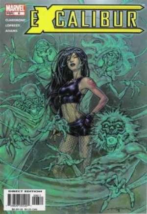 Excalibur (2004-2005)#6B