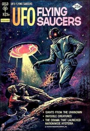 UFO Flying Saucers#5A