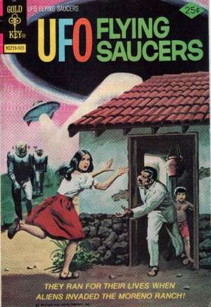 UFO Flying Saucers#6