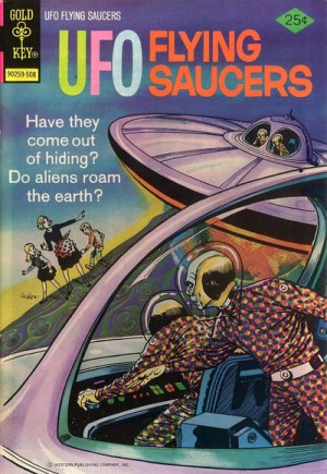 UFO Flying Saucers#7A
