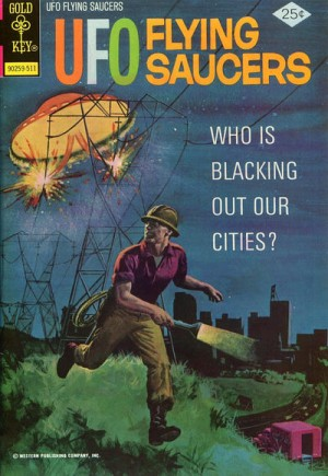 UFO Flying Saucers#8