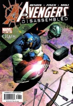 Avengers (1998-2004)#503