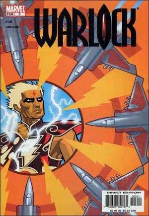 Warlock (2004-2005)#3