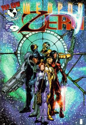 Weapon Zero (1996-1997)#9