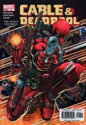 Cable & Deadpool (2004-2008)#9
