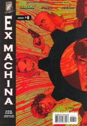 Ex Machina (2004-2010)#6