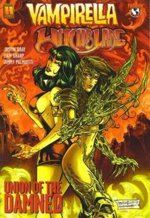 Vampirella/Witchblade: Union of the Damned (2004) #1A