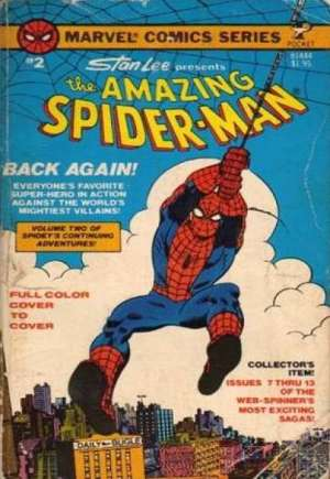 Amazing Spider-Man Pocket Book (1977-1979)#2