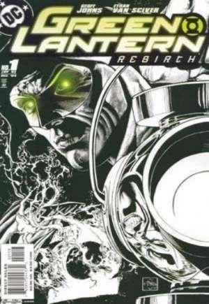 Green Lantern: Rebirth (2004-2005)#1D