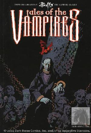 Tales Of The Vampires#TP