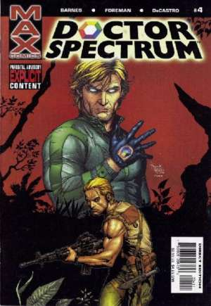 Doctor Spectrum (2004-2005)#4