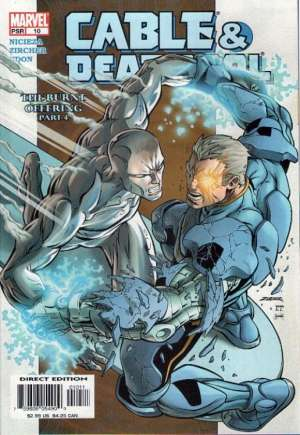 Cable & Deadpool (2004-2008)#10