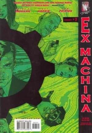 Ex Machina (2004-2010)#7
