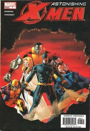 Astonishing X-Men (2004-2013)#7A