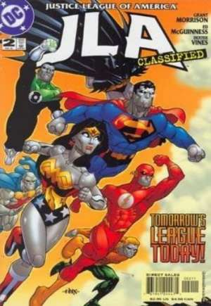 JLA Classified (2004-2008) #2
