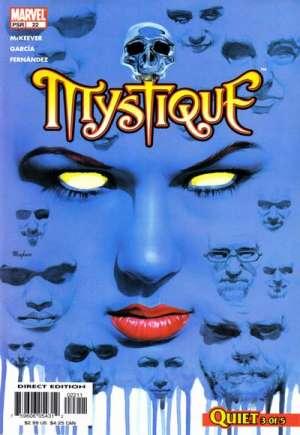 Mystique (2003-2005)#22
