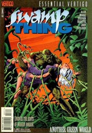 Essential Vertigo: Swamp Thing#3